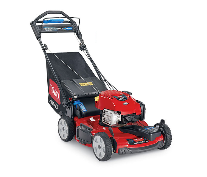 Toro Personal Pace<br /> All Wheel Drive
