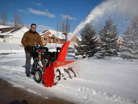 Areins Snow Blowers