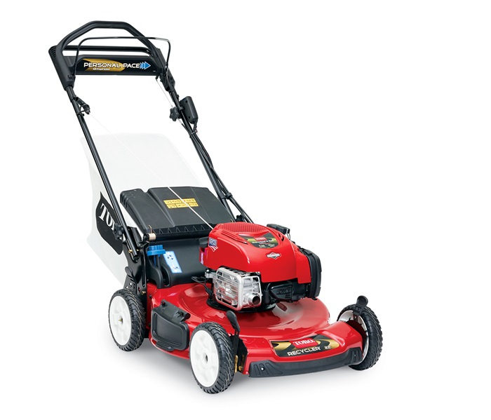 Toro RWD Personal Pace<br /> Electric Start