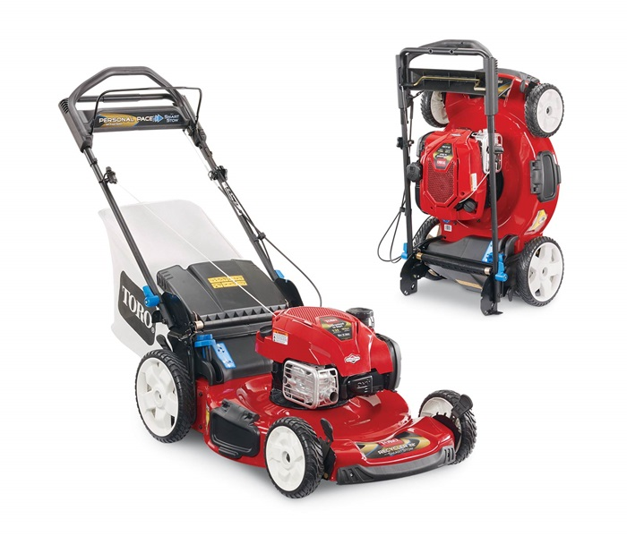 Toro Personal PaceRear Wheel Drive